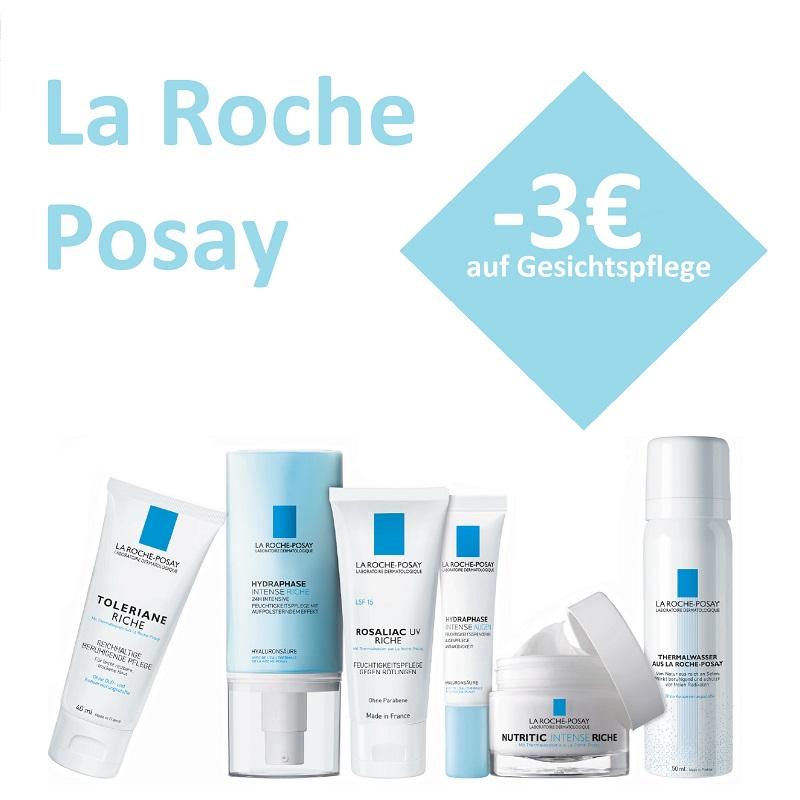 La Roche Posay -3€ Kennenlern-Aktion